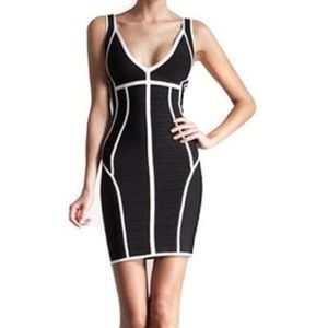 Herve Leger by Max Azria Angelica Dress